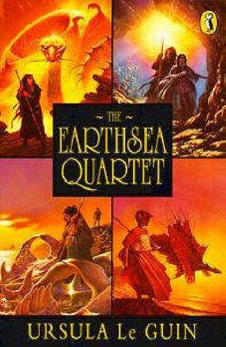 "The Earthsea Quartet: ""A Wizard Of Earthsea""; ""The Tombs of Atuan""; ""The Farthest Shore""; ""Tehanu"" ("