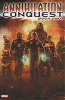 Annihilation: Conquest, Book 2 (Bk. 2)