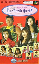 JWP: Pure Wrestle Queens