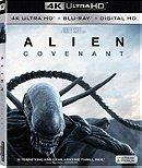 Alien: Covenant (4K Ultra HD + Blu-ray + Digital HD)