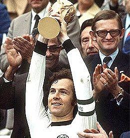 X FIFA World Cup 1974