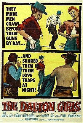 The Dalton Girls                                  (1957)