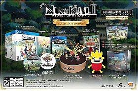 Ni no Kuni 2 Revenant Kingdom Collector's Edition