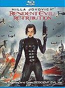 Resident Evil: Retribution (UltraViolet Digital Copy) (Blu-ray)