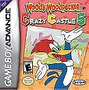 Woody Woodpecker: Crazy Castle 5