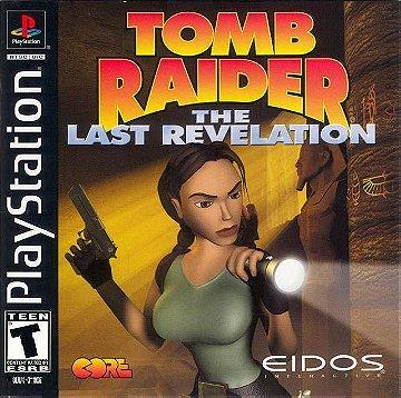 TOMB RAIDER 4 LAST REVELATION