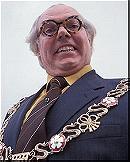 Mayor Larry Vaughan