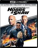 Hobbs & Shaw (4K Ultra HD + Blu-ray + Digital Code)