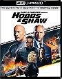 Hobbs & Shaw (4K Ultra HD + Blu-ray + Digital Code)