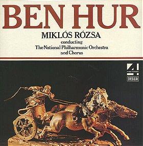 Ben-Hur: Miklos Rozsa Conducting The National Philharmonic Orchestra And Chorus