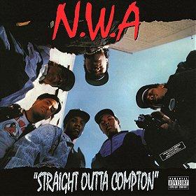 N.W.A. - STRAIGHT OUTTA COMPTON (BONUS TRACKS) (RMST)