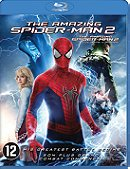Amazing Spider-Man 2, The [Blu-ray]