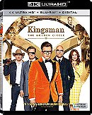 Kingsman: The Golden Circle (4K Ultra HD + Blu-ray + Digital)