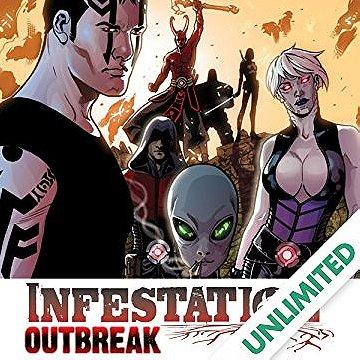 Infestation Outbreak (2011 IDW) #1-4
