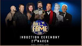 WWE Hall of Fame 2010