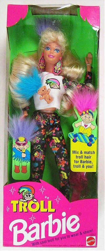 Troll Barbie