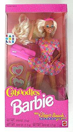 Caboodles Barbie