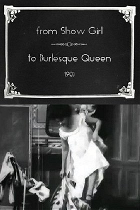 From Show Girl to Burlesque Queen