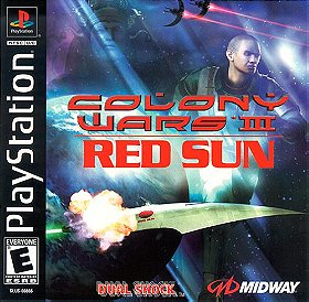 Colony Wars Red Sun