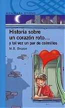 Historia sobre un corazón roto... y tal vez un par de colmillos