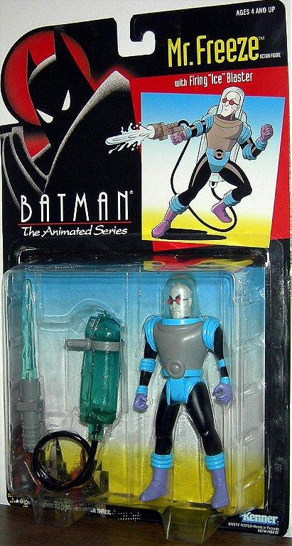 Batman The Animated Series: Mr Freeze Action Figure