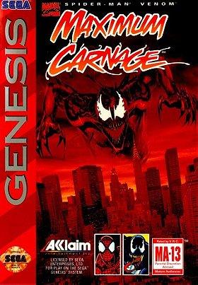 Spider-Man and Venom: Maximum Carnage