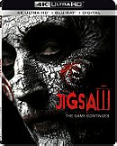 Jigsaw (4K Ultra HD + Blu-ray + Digital)