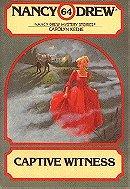 Captive Witness (Nancy Drew #64)