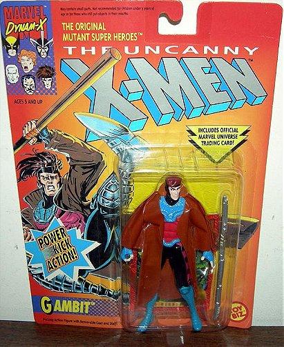 X-Men - Series 2 Gambit Action Figure