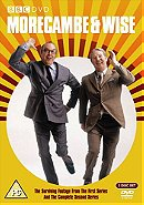 Morecambe & Wise: The Surviving Footage from the First Series and the Complete Second Series