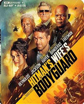 The Hitman's Wife's Bodyguard (4K Ultra HD + Blu-ray + Digital)
