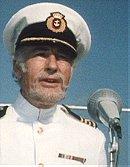 Captain Norman Loftus