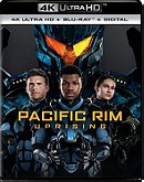 Pacific Rim: Uprising (4K Ultra HD + Blu-ray + Digital)