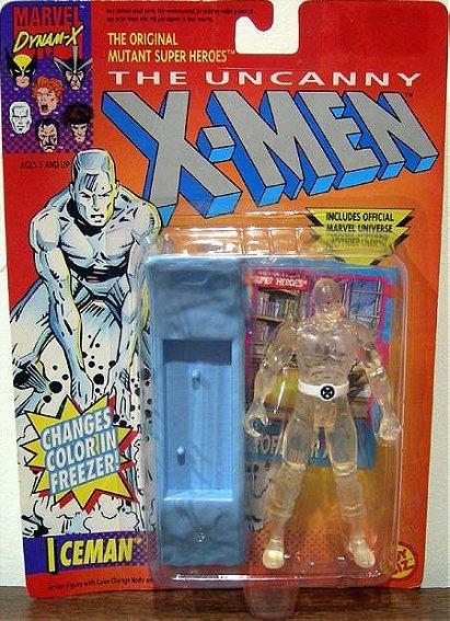 X-Men - Series 2 Iceman Action Figure