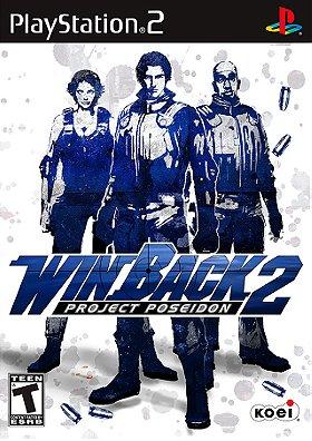 Winback 2: Project Poseidon (PS2)