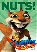 Over the Hedge Hammy's Boomerang Adventure
