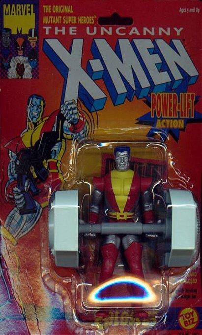 X-Men - Series 3 Colossus Action Figure