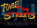Rage of the Streets (Fangame)