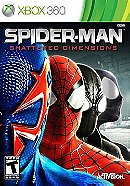 Spider-Man: Shattered Dimensions - Xbox 360