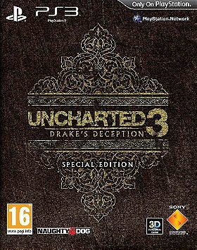 Uncharted 3: Drake's Deception (Special Edition) (EU)