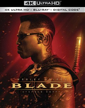 Blade (4K Ultra HD + Blu-ray + Digital Code)