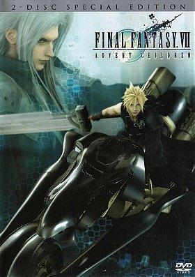 Final Fantasy VII: Advent Children - 2-Disc Special Edition