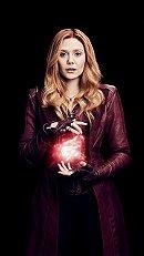 Scarlet Witch / Wanda Maximoff (Elizabeth Olsen)