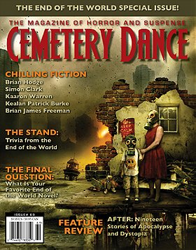Cemetery Dance Issue #69