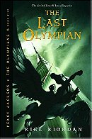 The Last Olympian (Percy Jackson and the Olympians #5)