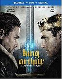 King Arthur: Legend of the Sword (Blu-ray + DVD + Digital)