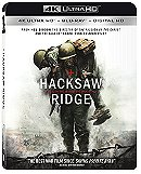 Hacksaw Ridge (4K Ultra HD + Blu-ray + Digital HD)