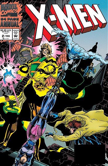 X-Men (1st Series) Annual #2 1993