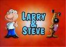What a Cartoon: Larry  Steve
