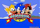 SegaSonic the Hedgehog - Arcade